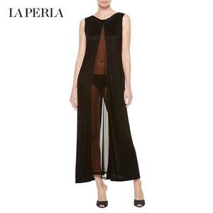 La Perla Floralia Tulle Perspectives Gown M NWT